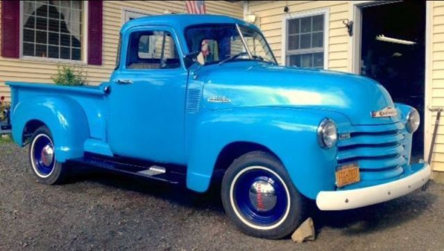 1953 chevy 3100 series 5 window pickup truck great for 1953 5 window