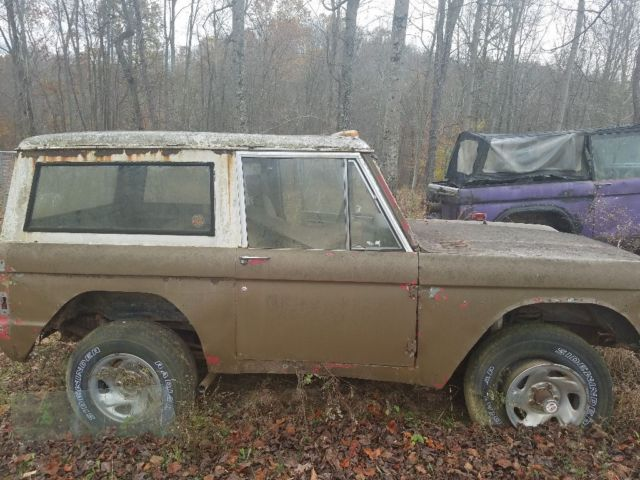 1974 early ford bronco for sale ford bronco 1974 for sale in portland ohio united. Black Bedroom Furniture Sets. Home Design Ideas