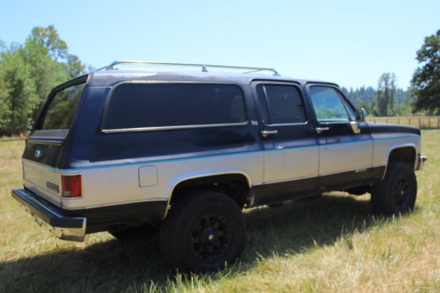 1989 Chevrolet Suburban 4x4 DURAMAX DIESEL SWAP ----- for ...