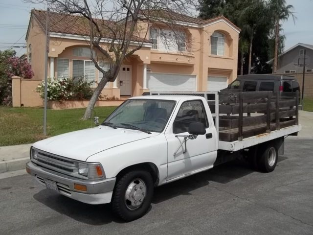 1990 toyota tacoma pickup working truck 1991 1993 1994 1995 nissan frontier for sale. Black Bedroom Furniture Sets. Home Design Ideas