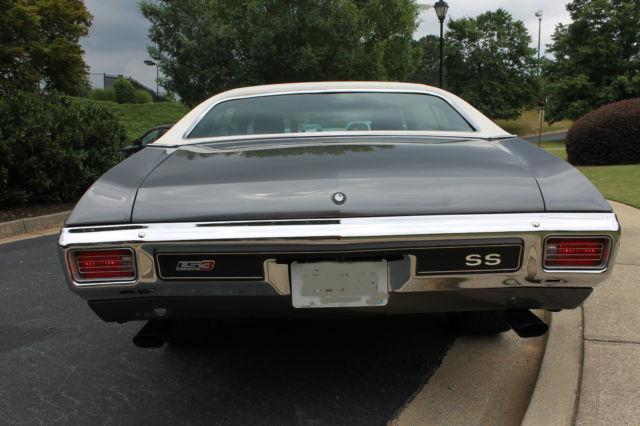 U0026quot Celebrity Owned U0026quot  1970 Chevelle Super Sport Ls3 Restored