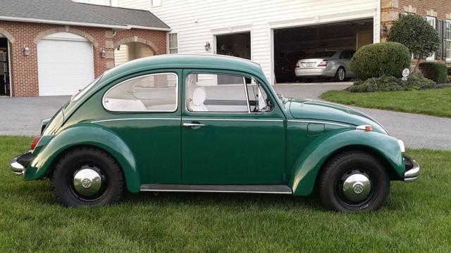 69 Vw Bug Classic 1 Family 37k Original Miles Quot Putt