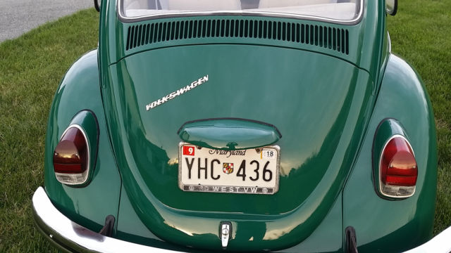 Putt Putt Car : Vw bug classic family k original miles quot putt