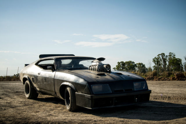 39 74 xb coupe mad max fury road promo vehicle for sale ford falcon 1974 for sale in albion qld. Black Bedroom Furniture Sets. Home Design Ideas