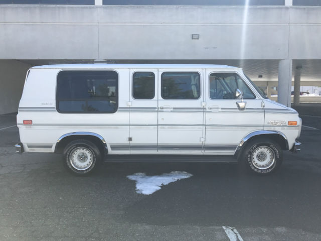 Manual To 93 Chevy G20