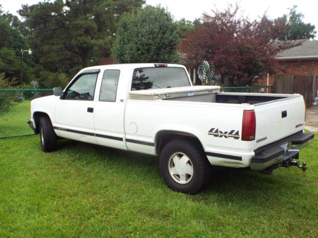 39 94 gmc 2500 diesel for sale gmc sierra 2500 1994 for sale in jacksonville north carolina. Black Bedroom Furniture Sets. Home Design Ideas