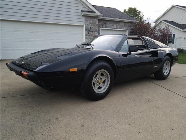 1 owner 1979 ferrari 308 gts 22k original miles fresh. Black Bedroom Furniture Sets. Home Design Ideas
