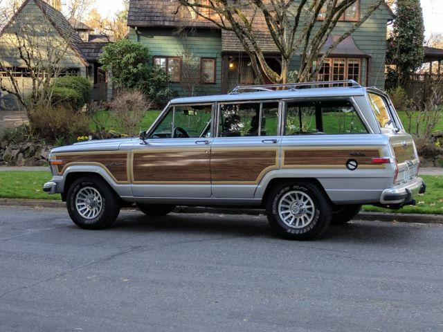 jeep grand wagoneer final edition only 79 422 original miles for sale. Cars Review. Best American Auto & Cars Review