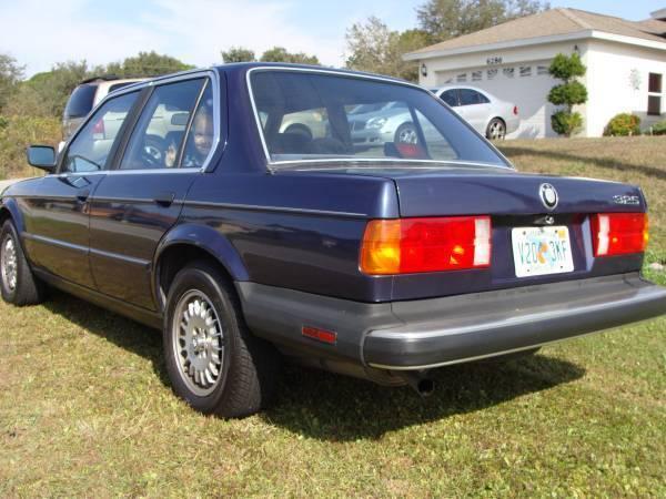 Bmw e30 for sale florida