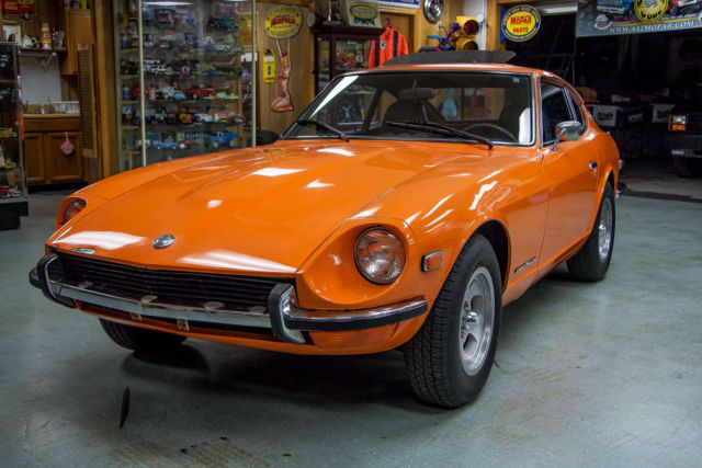 1 owner south carolina car original needs restoring for sale datsun z series 1972 for sale. Black Bedroom Furniture Sets. Home Design Ideas