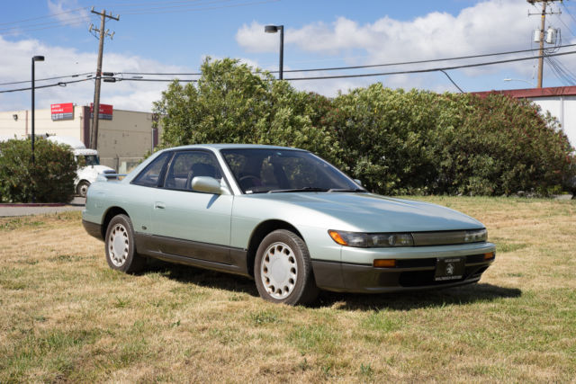 100 legal jdm 1988 nissan s13 silvia k 39 s two tone 10 10 cond no reserve for sale. Black Bedroom Furniture Sets. Home Design Ideas
