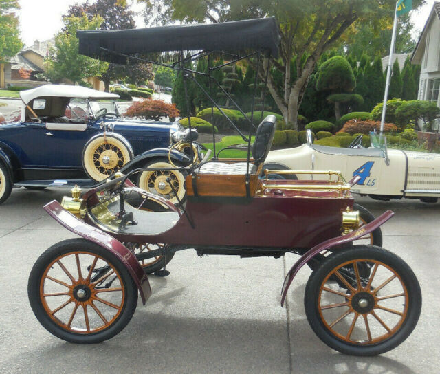 1903 Curved Dash Oldsmobile (Bliss Replica) For Sale