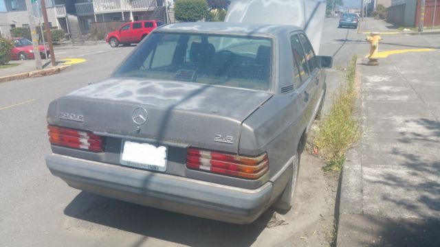 190e 2 6 manual transmission for sale mercedes benz 190
