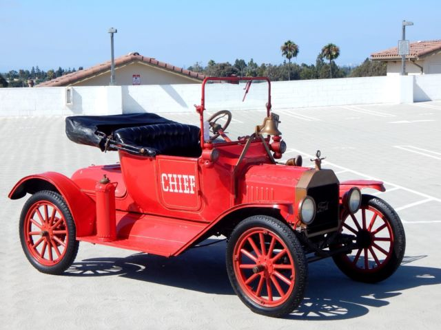 1915 ford model t fire chief parade car from museum collection california car for sale ford. Black Bedroom Furniture Sets. Home Design Ideas