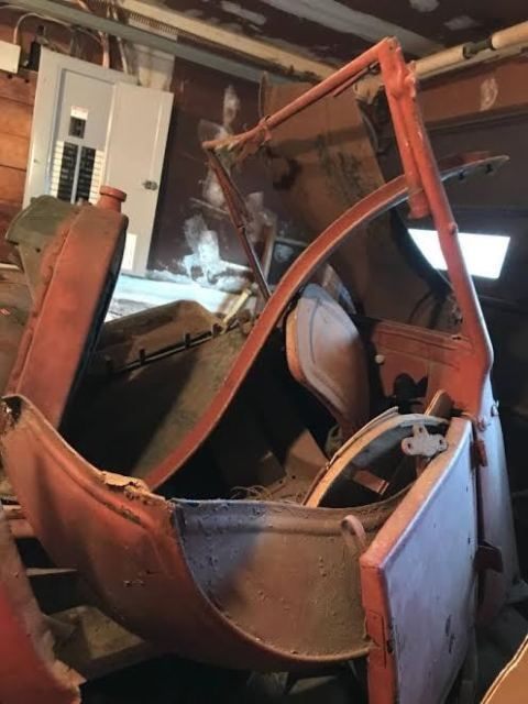 1917 Ford Model T, Disassembled. Negotiable Price Must Include Picking It Up for sale - Ford ...