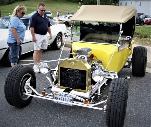 "1923 Ford ""T-Bucket Roadster"" Street Rod For Sale"