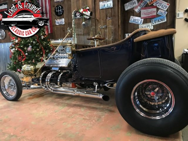 1923 Ford T-bucket 70's SHOW CAR 999999 Miles 327 v8 Dual