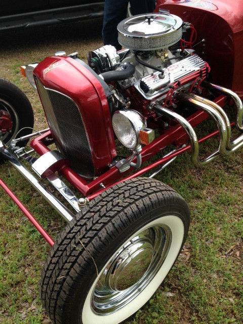 1923 Ford T Bucket 84 Miles On Brand New Car 500