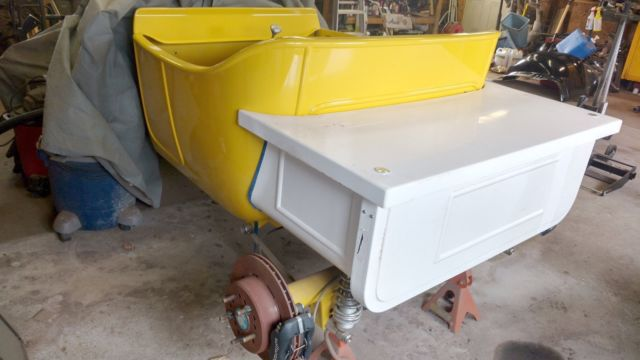 t bucket project for sale