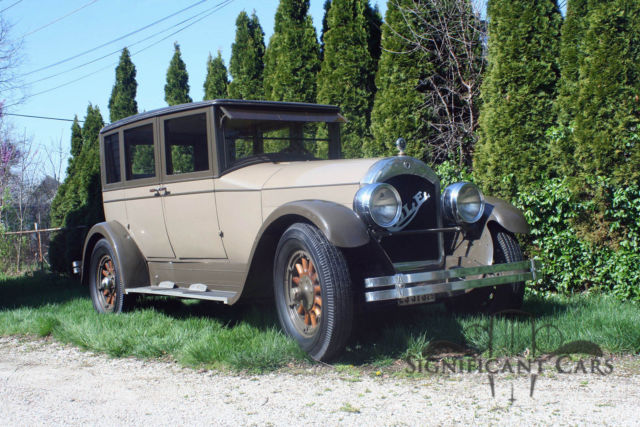 1925 cole brouette sedan important car ccca full classic for sale other makes 1925 for. Black Bedroom Furniture Sets. Home Design Ideas