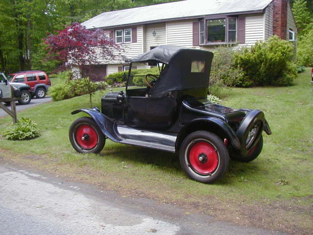 1925 Ford Modle T Roadster Convertible A Real Nice Driver