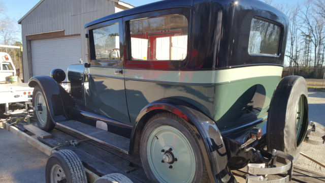 1925 nash advance six two door sedan for sale nash for 1927 nash 4 door sedan