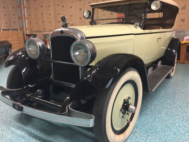 1925 Nash Open Touring,HOT ROD,PRO TOURING,STREET ROD