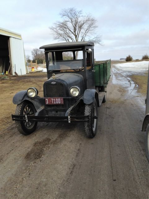 Cars For Sale In Iowa >> 1926 Chevrolet pickup for sale - Chevrolet Other Pickups 1926 for sale in Buffalo Center, Iowa ...