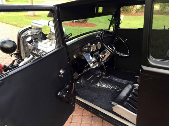 1926 Ford Model T Coupe Hot Rod Rat Rod 460 Big Block Real ...