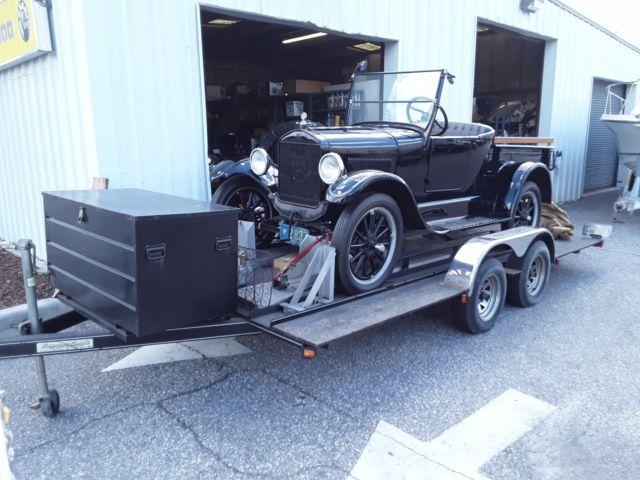 1926 ford model t pickup truck for sale ford model t 1926 for sale in orlando florida united. Black Bedroom Furniture Sets. Home Design Ideas