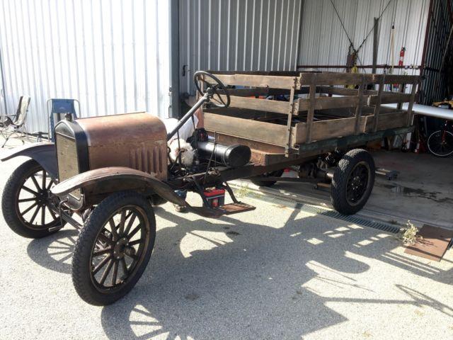 1926 ford model tt 1 ton flatbed truck for sale ford model t 1926 for sale in watsonville. Black Bedroom Furniture Sets. Home Design Ideas