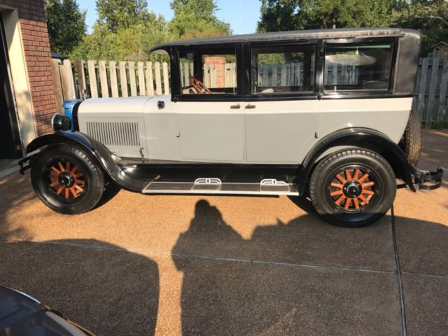 Memphis Auto Sales >> 1926 REO Model T6 One of 3 Made for 1926 Auto show ...