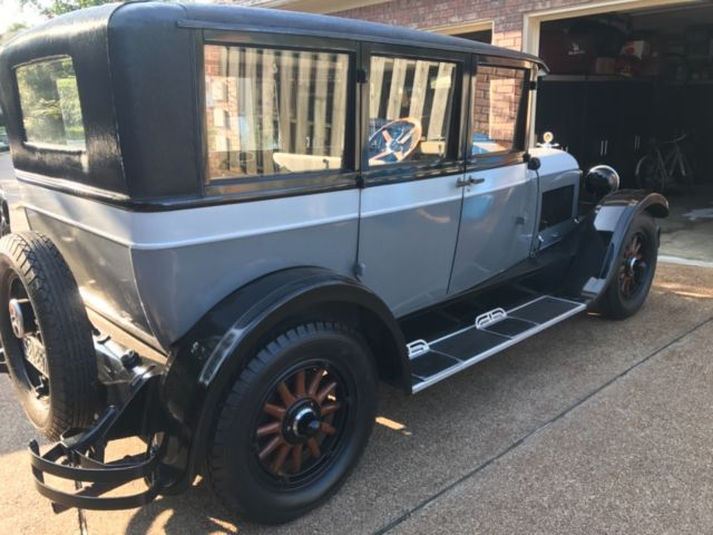 1926 reo model t6 one of 3 made for 1926 auto show extemly clean and original for sale. Black Bedroom Furniture Sets. Home Design Ideas