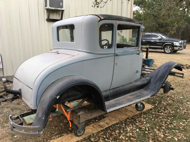 Salvage Cars For Sale >> 1928 1929 Ford Model A Coupe for sale - Ford Model A 1928 for sale in Fischer, Texas, United States