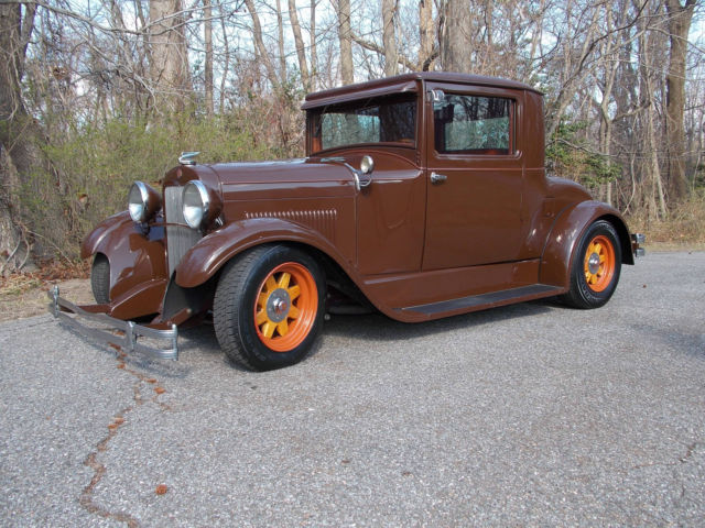1928 essex coupe street rod resto rod by posies 350 for 1928 chevrolet 2 door coupe for sale