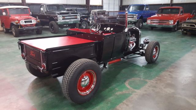 1928 ford model a roadster pickup v8 auto nice for sale ford model a 1928 for sale in sherman. Black Bedroom Furniture Sets. Home Design Ideas