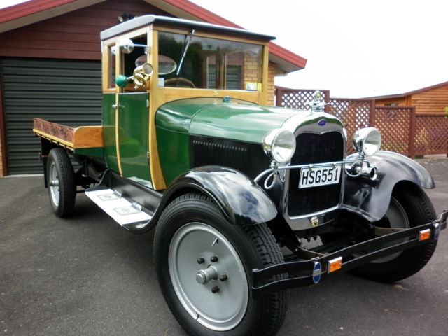 1928 ford model aa truck original new zealand version for sale ford model a aa 1928 for sale. Black Bedroom Furniture Sets. Home Design Ideas
