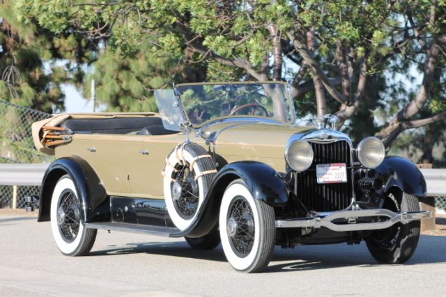 1928 lincoln for sale LINCOLN Sport Touring Sport