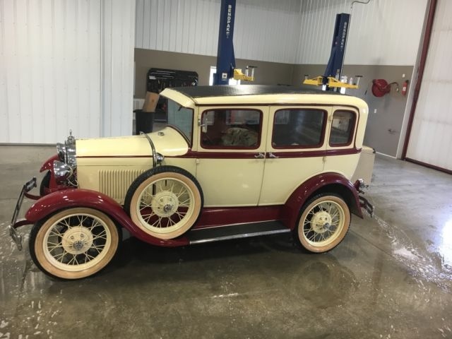 1929 ford model a 4 door for sale ford model a 1929 for sale in clinton indiana united states for 1929 ford model a 4 door sedan
