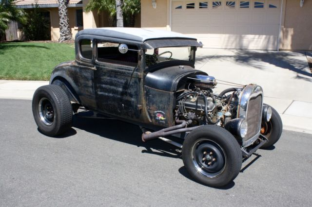 1929 ford model a chopped coupe california car v8 for sale ford model a chopped coupe hot. Black Bedroom Furniture Sets. Home Design Ideas