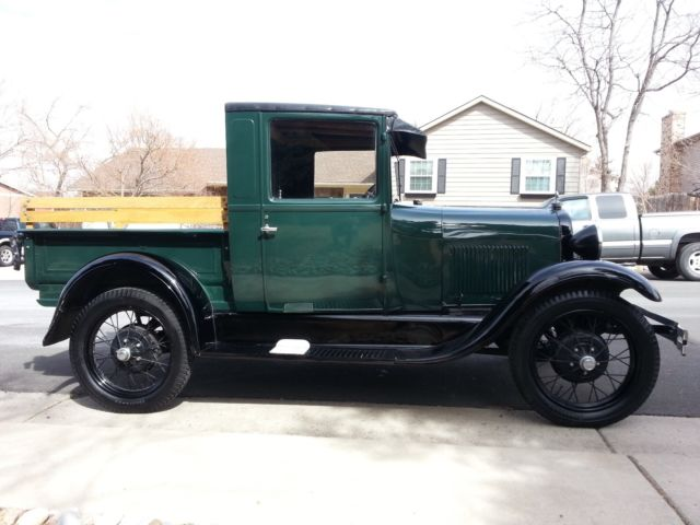 where is the vin on a 1929 ford truck