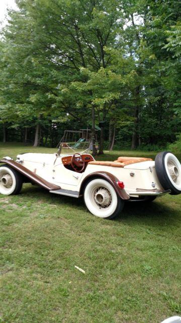 1929 gazelle mercedes benz kit car from fiberfab ford for Mercedes benz poughkeepsie ny