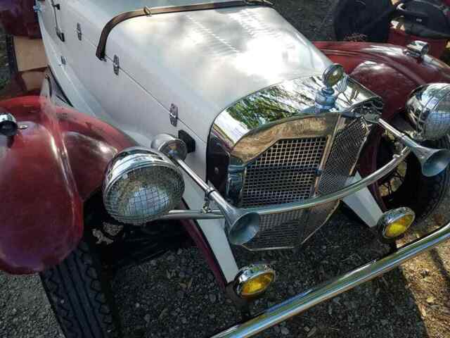 1929 Mercedes Gazelle Kit Car On Mustang Ii Lots Of Extras One Of