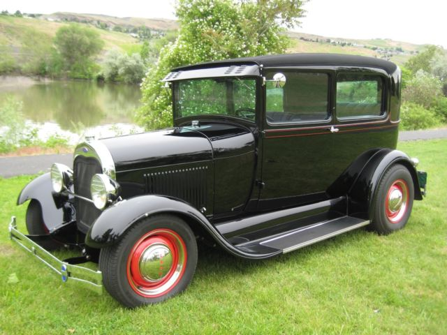 1929 model a ford street rod hot rod for sale ford for 1929 model a 2 door sedan