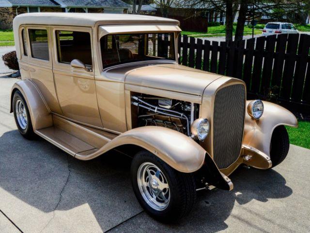 1930 chevrolet 4 door landau sedan street rod very nicely for 1930 chevy 4 door