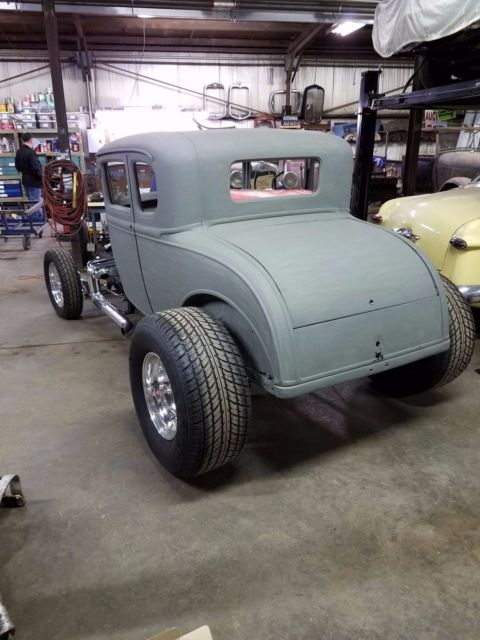 Ford Of Bellevue >> 1930 FORD 5 WINDOW COUPE STREET ROD PROJECT NOT YOUR ...