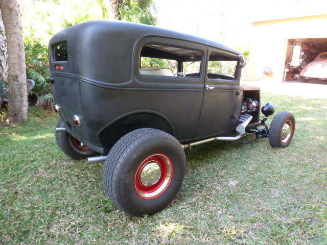 1930 ford model a 2 door sedan hi boy hot rod street rod for 1930 ford model a two door sedan