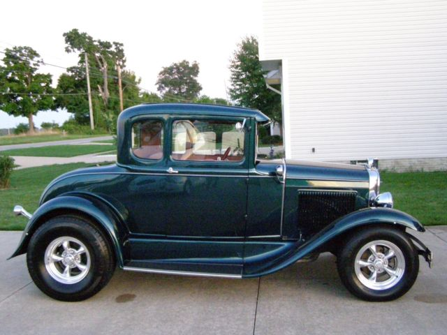 1930 ford model a 5 window coupe street rod original ford for 1930 ford 5 window coupe for sale