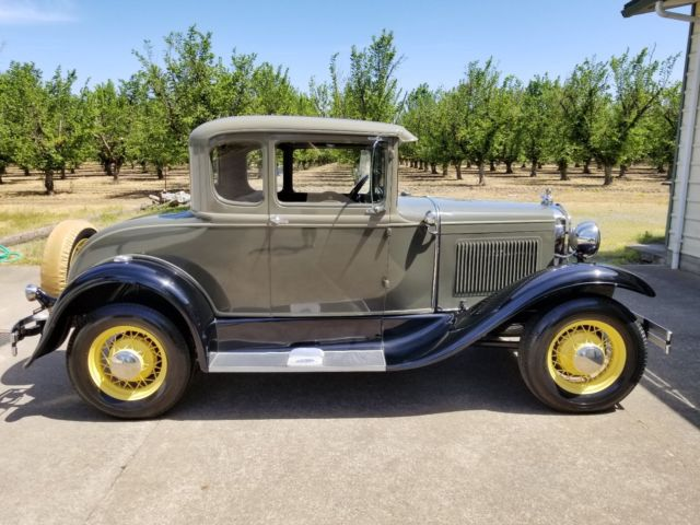 1930 ford model a 5 window rumble seat coupe great for 1930 model a 5 window coupe for sale
