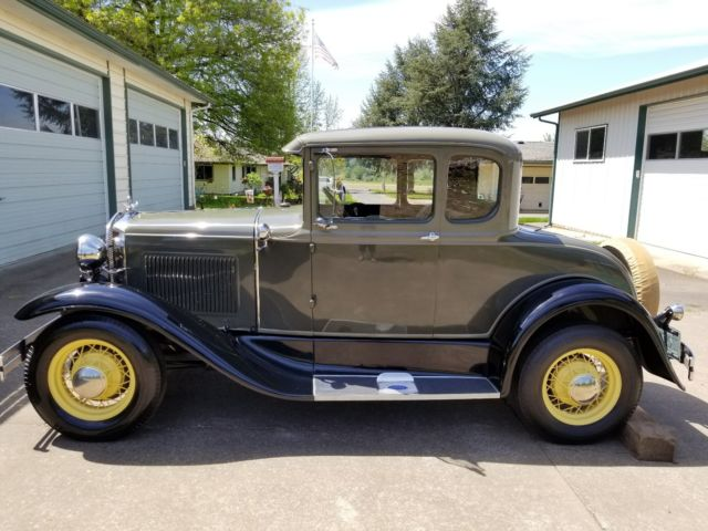 1930 ford model a 5 window rumble seat coupe great for 1930 ford 5 window coupe for sale